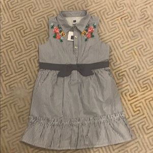 Size 5t girls Janie and jack dress